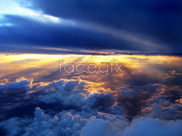 HD twilight sky pictures