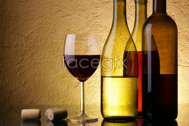 Chinese wine photos