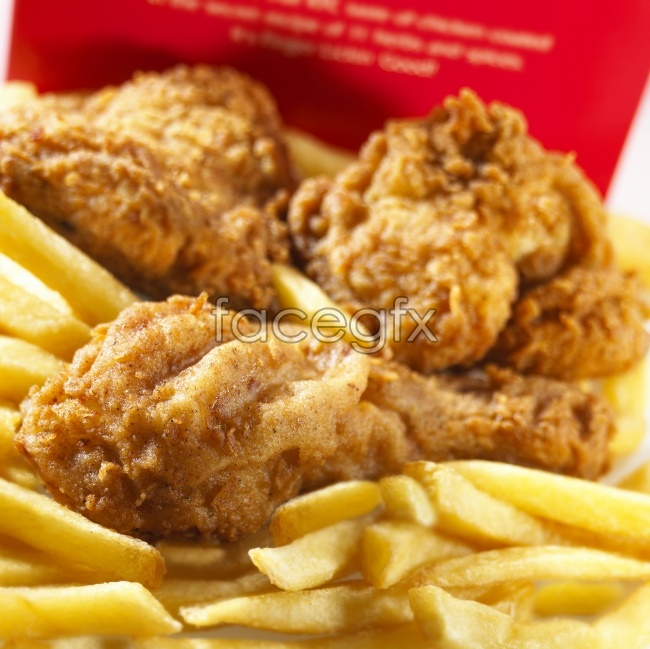 Chicken fries HD pictures