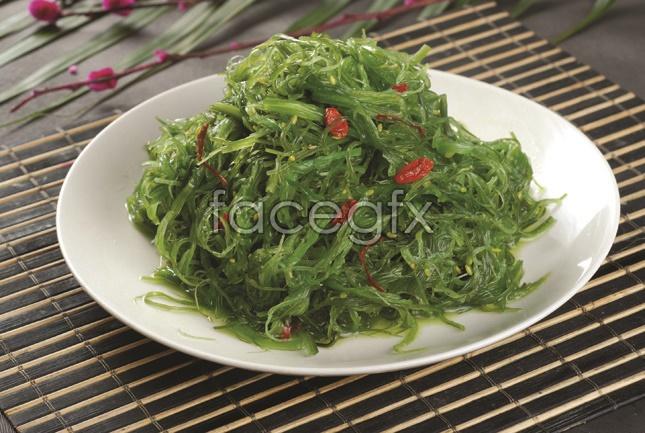Seaweed food picture
