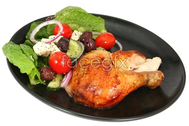 Grilled Chicken Food photos