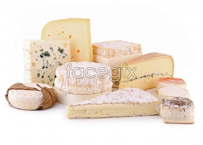Fresh cheese picture