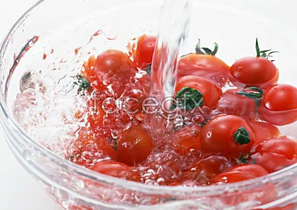 Fresh fruits and vegetables, 436