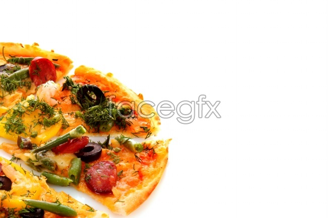 HD gourmet pizzas and delicious HD picture