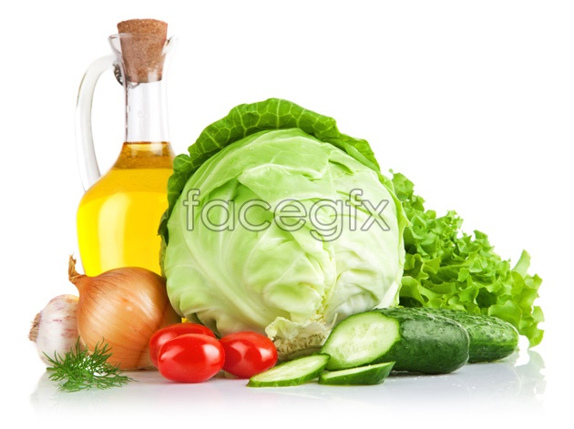 HD pictures of fresh vegetables