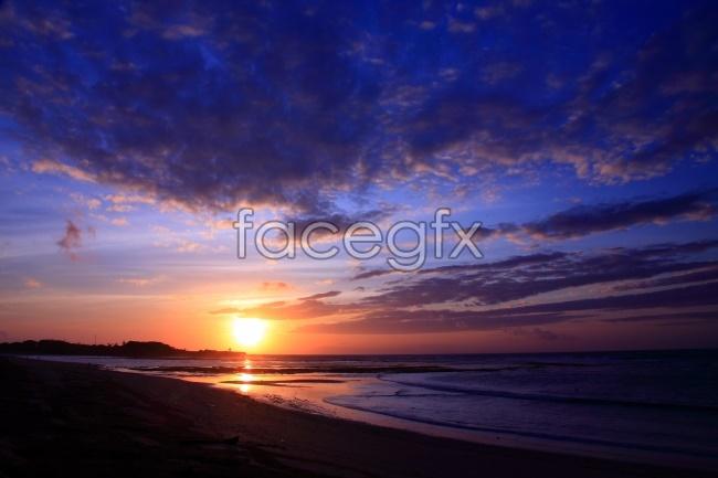 Bali landscape picture