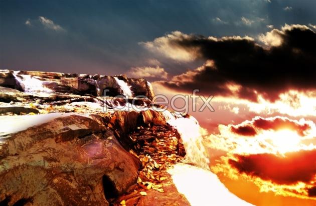 Dream falls HD picture