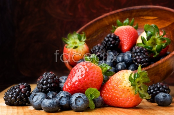 Strawberry fruit pictures HD