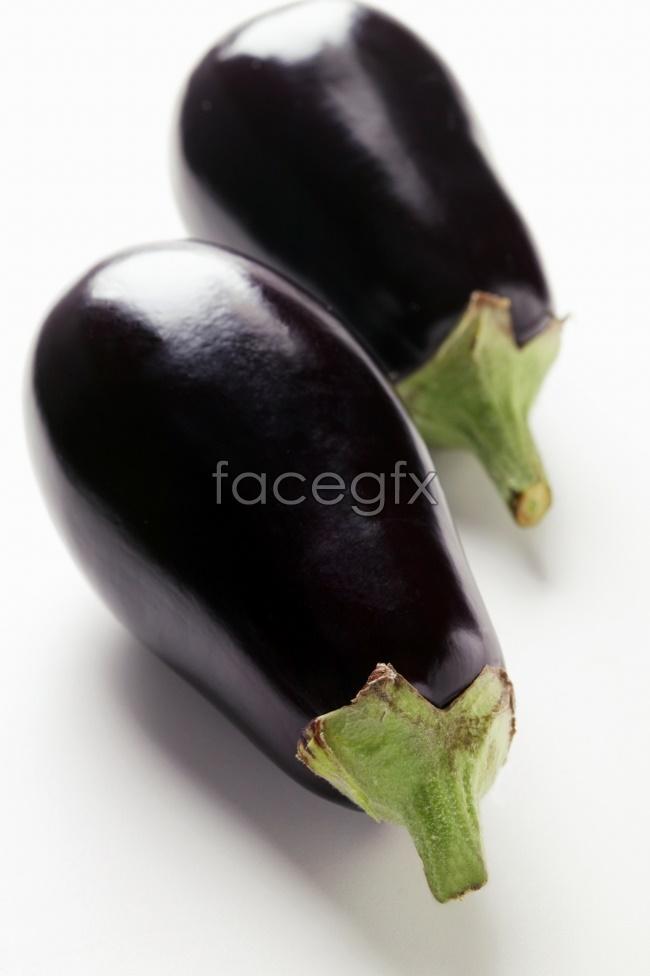 Pictures of purple Eggplant