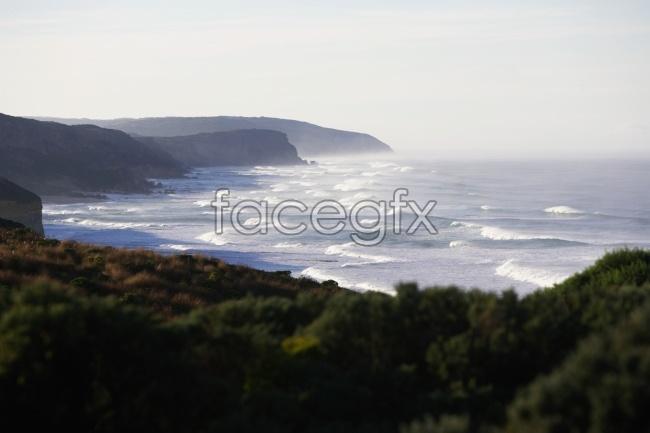 beautiful ocean waves pictures