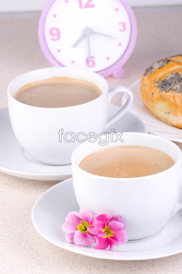 HD picture two cups of tea