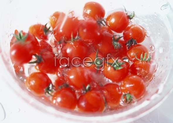 Fresh fruits and vegetables, 416