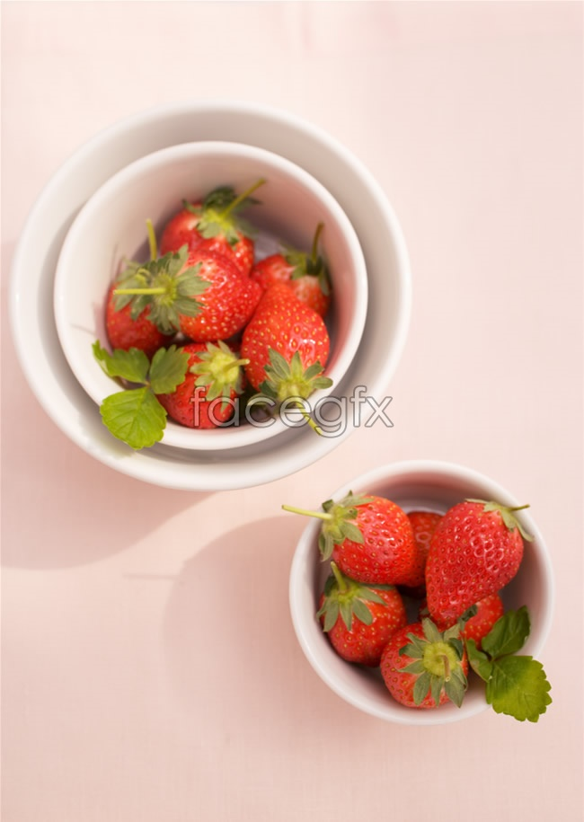 HD fruit strawberry picture
