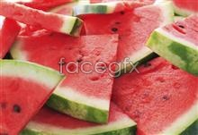 Watermelon platter HD picture