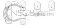 Apple computer mouse icon