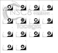 Apple designed desktop icons