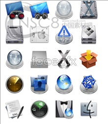 Classic Apple icons
