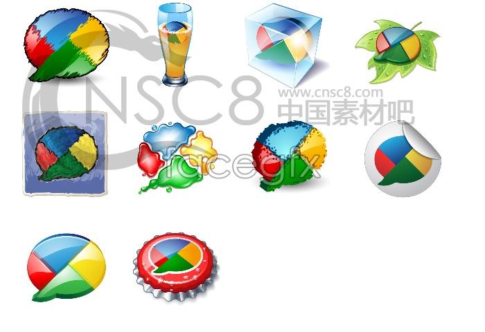 Google Desktop icons