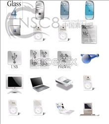 Apple series application icon