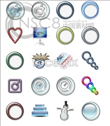 Beautiful Apple series icons