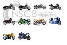 Honda motorcycle icon