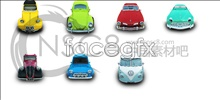 Super car desktop icons