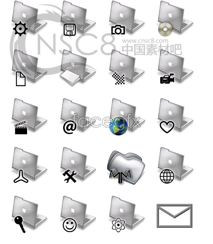 Apple notebook PC series