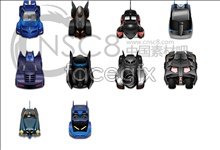 Batman car icon