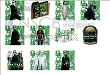 Green data! The matrix