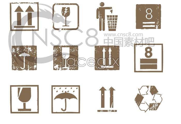 Rust computer desktop icons