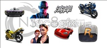 3D games icon