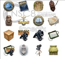 King Kong movie icons