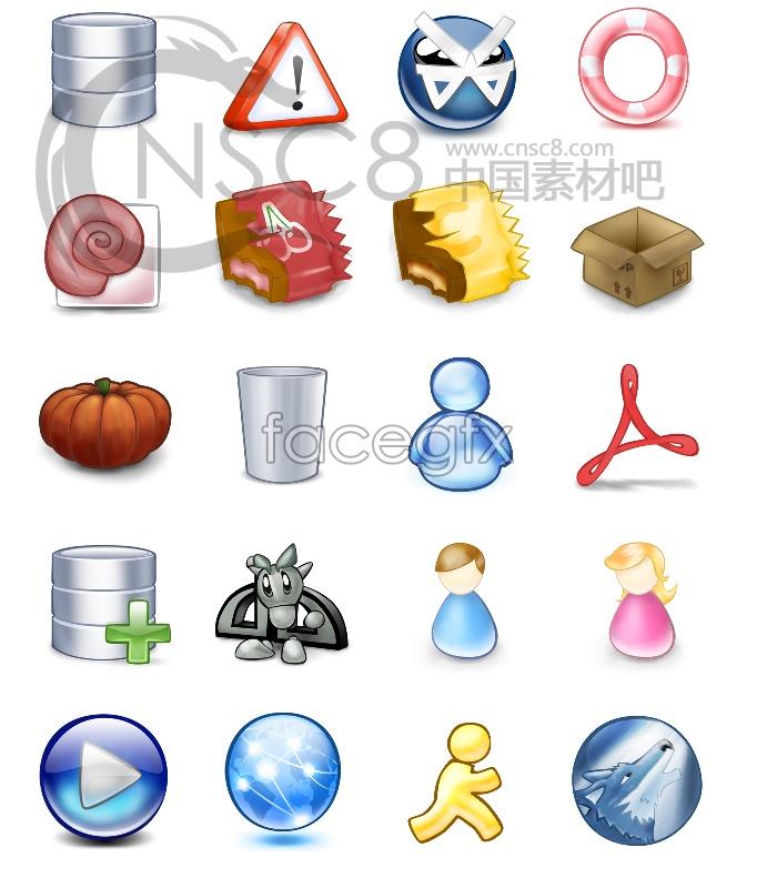 Personal computer desktop  PNG icon