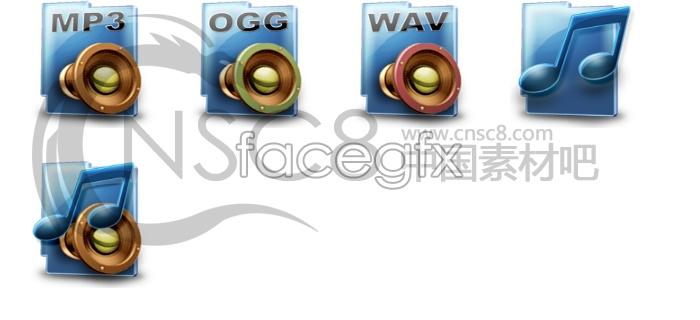 QQ music icon files