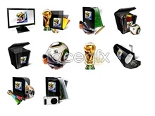 World Cup computer icons