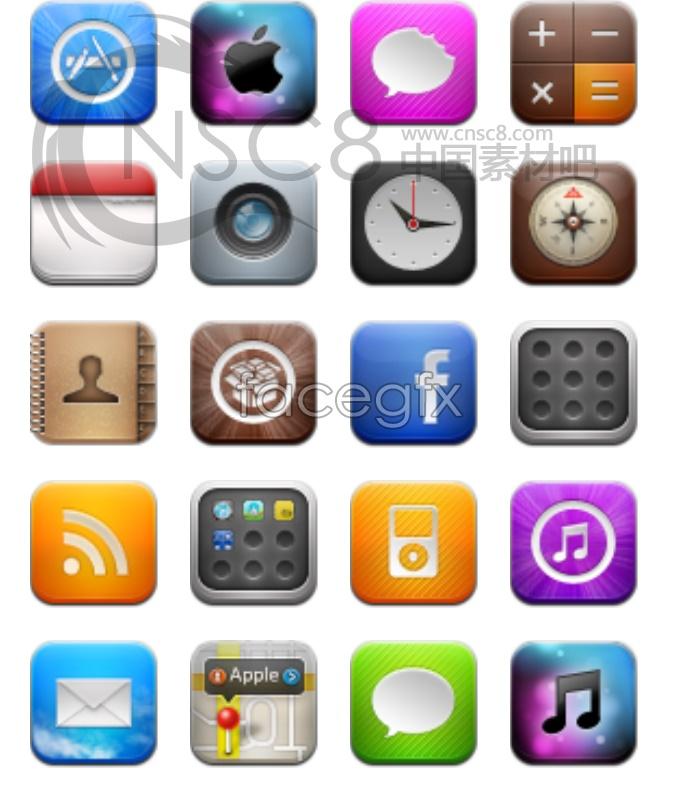 Creative design icons