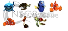 Finding Nemo! Shark icon