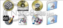 DVD series hardware