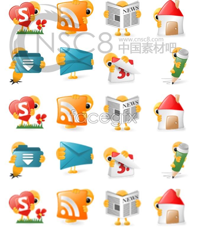 Smashy icons