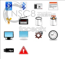 Pure shell system replacement icons