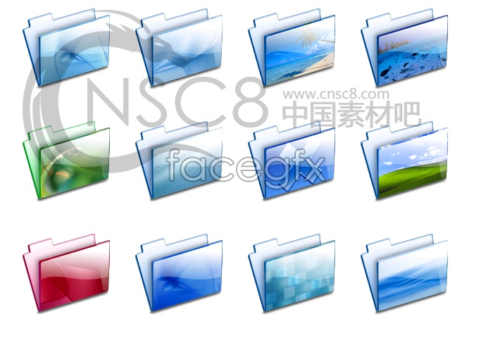 Beautiful desktop images folder