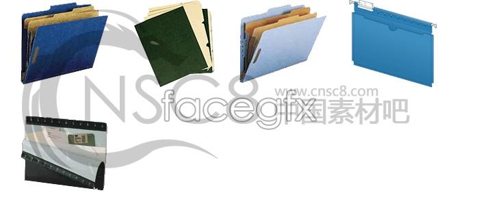 Simulation of a folder