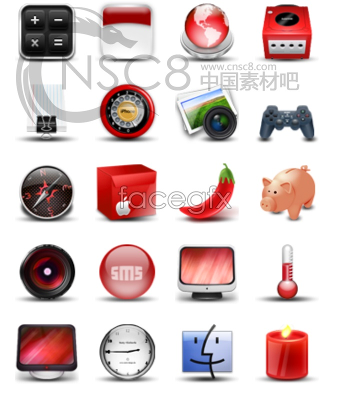 Site small icons