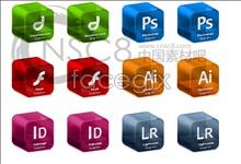 Adobe software  desktop icon
