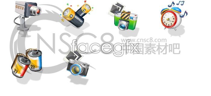 Korea Electronics icons