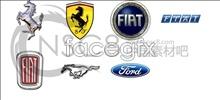 Car flag icons