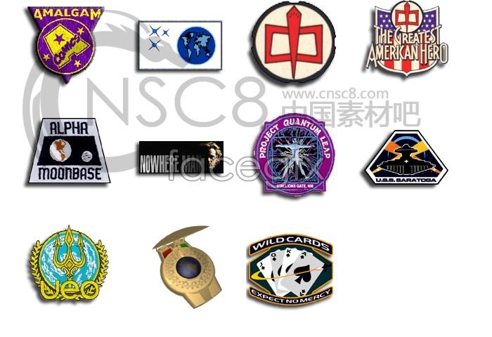 Mini icon series
