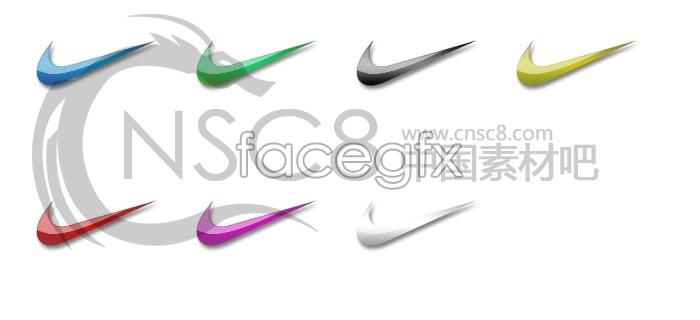 Nike swoosh icon