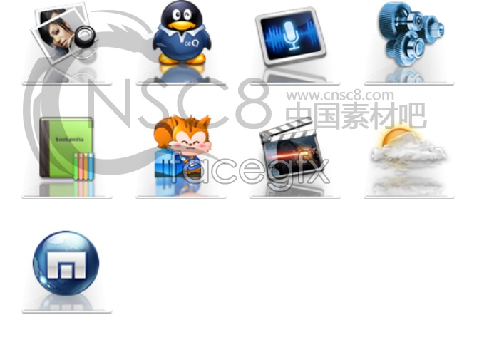 Symphony mobile desktop icon