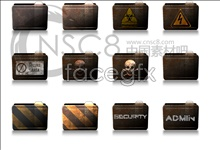 Special folder icons